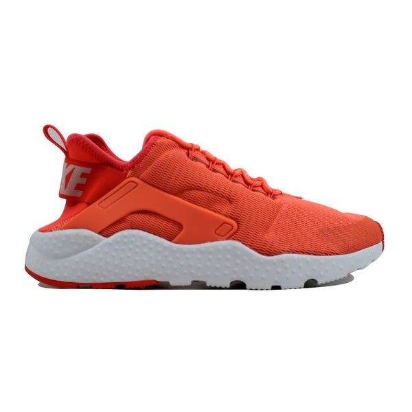 cheap for discount 16770 a4870 Nike Women  x27 s Air Huarache Run Ultra Bright Mango White 819151-