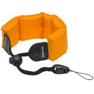 Olympus 202204 Olympus Floating Foam Camera Strap - Orange