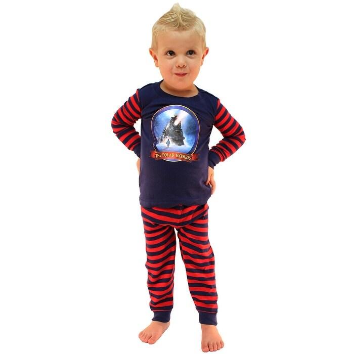 Czofnjesi 2 Piece Boys Pajamas Rib Long Sleeves Toddler Clothes Donkey Kid Pjs Sleepwear