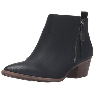 Circus by Sam Edelman Womens heide Leather Pointed Toe Ankle Fashion Boots