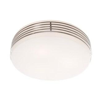 Artcraft Lighting AC2170 Flushmount Collection 2 Light Ceiling Fixture