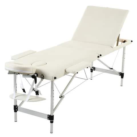 Saloniture Professional Aluminum Tube SPA Massage Table Kit