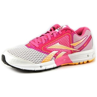 Reebok One Guide 4E Round Toe Synthetic Running Shoe