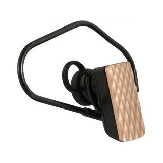 Wireless Xcessories PULSE Premium Bluetooth Headset - Gold