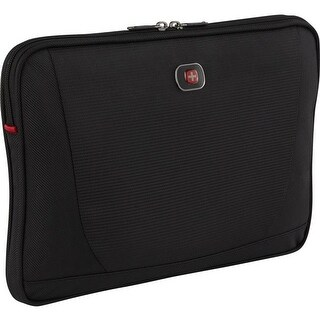 Victorinox Swiss Army 16 in. Swissgear Beta Laptop Sleeve, Black