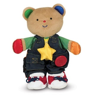 Melissa and Doug K's Kids Teddy Wear