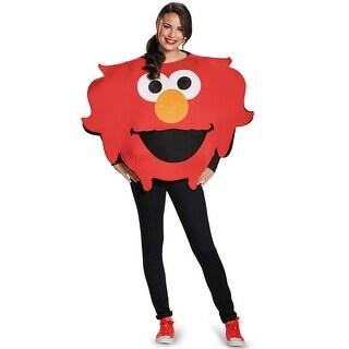 Disguise Elmo Sandwich Board Adult Costume - Red - Standard