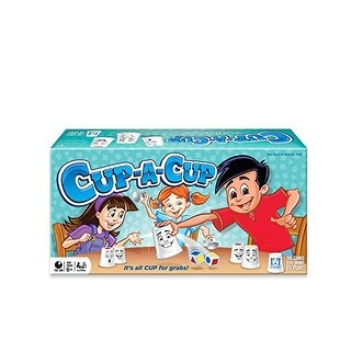 Cup a Cup Board Game