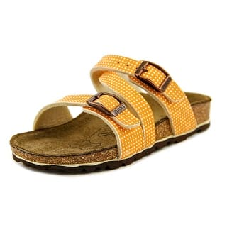 Birki's Salina N Open Toe Synthetic Slides Sandal|https://ak1.ostkcdn.com/images/products/is/images/direct/e55a044e27105fe77ff87d62c7c719d5f72d61ba/Birki%27s-Salina-Toddler-N-Open-Toe-Synthetic-Orange-Slides-Sandal.jpg?impolicy=medium