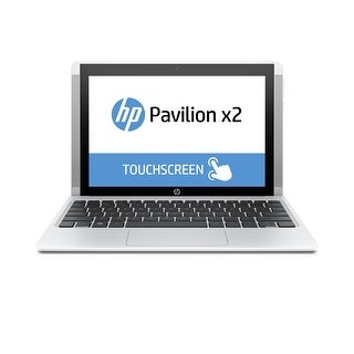 "NEW - New HP 10-N010CA x2 10.1"" Touch Laptop Intel Atom Z3736F 1.33GHz 2GB 32GB W10"