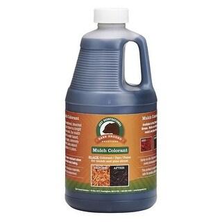0.5 gal Just Scentsational Black Bark Mulch Colorant - Half Gallon