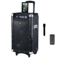 QFX Battery Powered PA Speaker