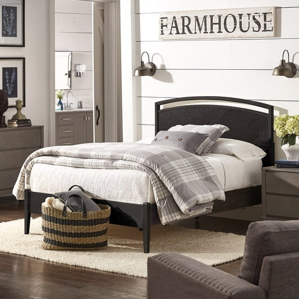The Gray Barn Hidden Cove Arch Cut Out Platform Bed. Opens flyout.