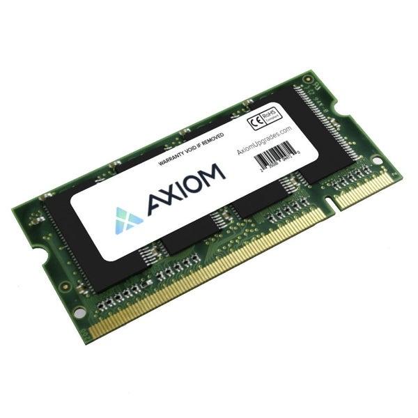 Axion A0664923-AX Axiom 1GB DDR SDRAM Memory Module - 1GB (1 x 1GB) - 400MHz DDR400/PC3200 - DDR SDRAM - 184-pin