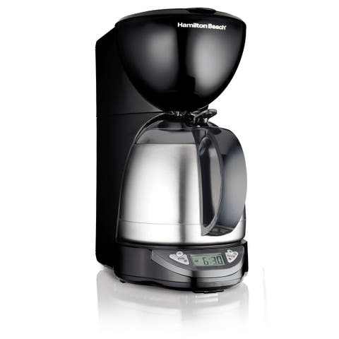 Hamilton Beach 49854 Programmable 10-Cup Coffee Maker
