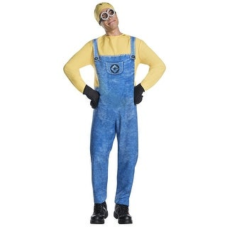 Despicable Me 3 Jerry Minion Costume Adult