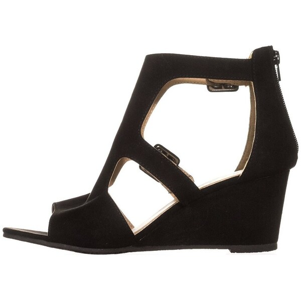 ESPRIT Womens Angel-E Open Toe Casual Platform Sandals