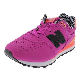 New Balance Girls Athletic Shoes Vented Trainer