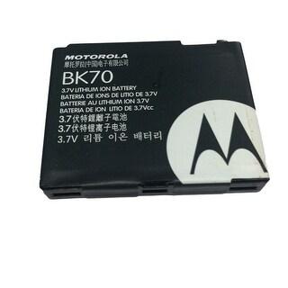 Original OEM Motorola BK70 High Performance Cell Phone Battery SNN5823A (Black)