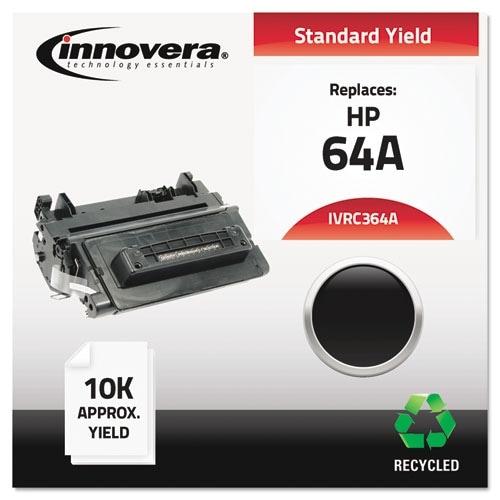 Innovera Remanufactured Toner Cartridge C364A Remanufactured Toner