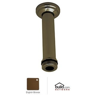 "Rohl U.5388 Perrin and Rowe 4"" Ceiling Mounted Shower Arm"