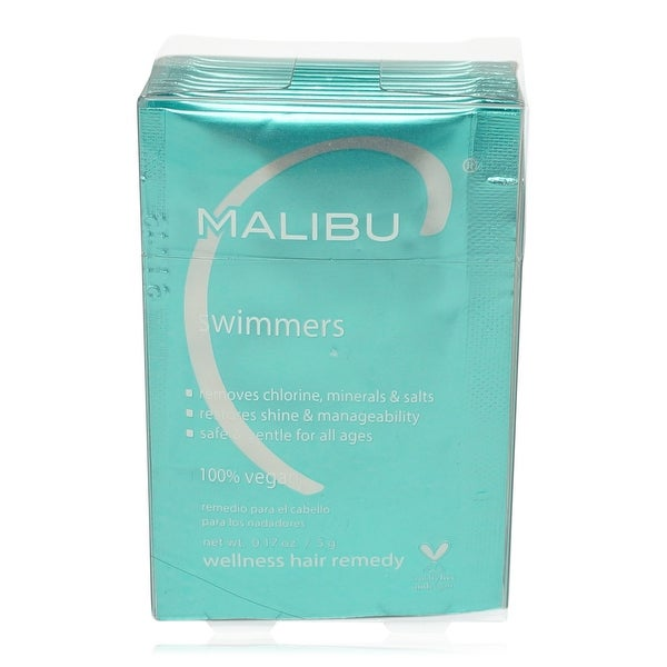 Malibu C Swimmers After Swim Solution 12 Count