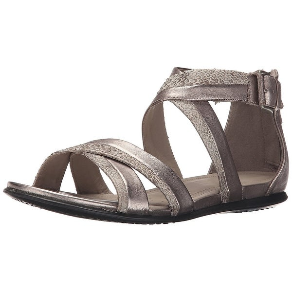 ECCO Womens touch sandal Open Toe Casual Slide Sandals