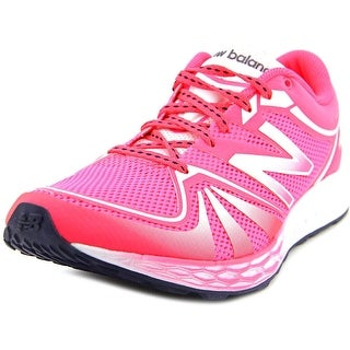 New Balance WX822 Women Round Toe Canvas Pink Sneakers
