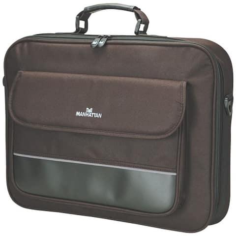 """MANHATTAN 421560 17"""" Empire Notebook Computer Briefcase"""