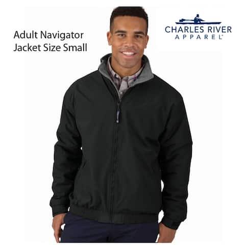 Adult Navigator Jacket Size Small, Black