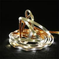 18 ft. Pure White LED Indoor - Outdoor Christmas Linear Tape