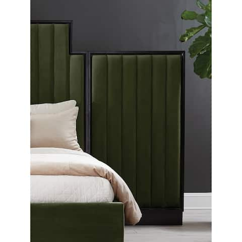 Claymor Upholstered Wall Bed Panel