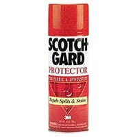 "3M  2.6"" x 2.6"" x 7.9"" Red Scotchgard Fabric Protector"