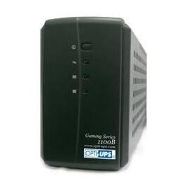 Opti-UPS GS1100B 1100VA 1050 Joules 6 Outlets RJ11/45 USB Software