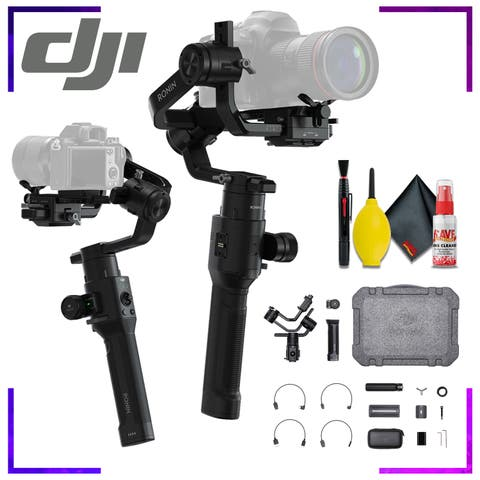 DJI Ronin-S Camera Stabilizer with Cleaning Kit