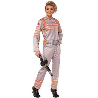 Rubies Ghostbusters Female Adult Costume - Grey