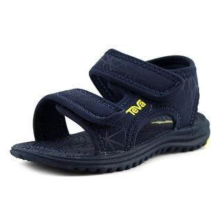 Teva T Tidepool Toddler Open-Toe Synthetic Blue Sport Sandal