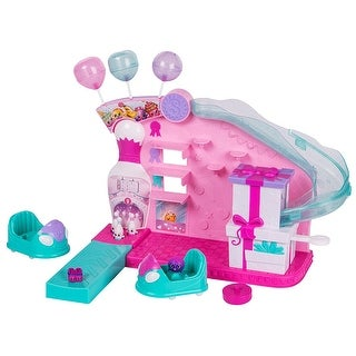 Shopkins S7 Deluxe Playset: Party Game Arcade - multi
