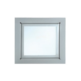 Eurofase Lighting 14752 Contemporary / Modern Four Light Square Wall Washer - Stainless Steel