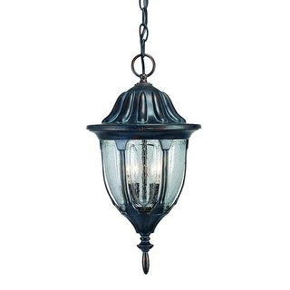 Savoy House 5-1502 2 Light Outdoor Pendant from the Tudor Collection