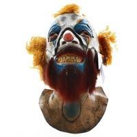 Rob Zombie's 31 Schitzo Full Head Adult Costume Mask - Multi