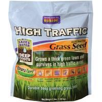 Bonide 60282 DuraTurf Mix High Traffic Grass Seed, 3 lbs