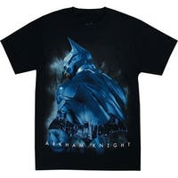 Batman Dark Storm Men's Black Shirt