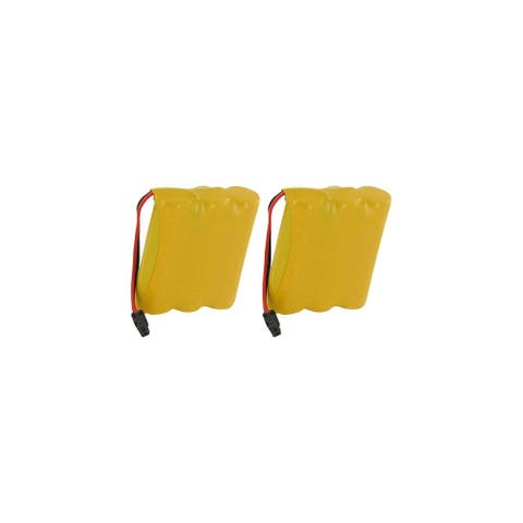 New Replacement Battery BPT18 For SONY Cordless Home Phone Handset ( 2 Pack ) - Multicolor
