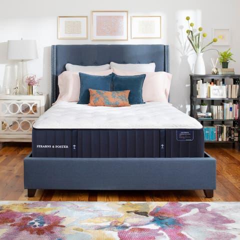 Stearns & Foster Lux Estate 13.5-inch Ultra Firm Innerspring Mattress Set