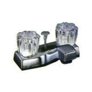 Toolbasix PF4201A Non Metal Lavatory Faucet, Chrome