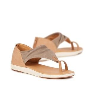 EMU Australia Yarra Womens Cow Leather Sandal/Flip-Flop/Thong Casual/Balance