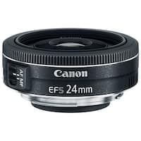 Canon EF-S 24mm f/2.8 STM Lens (International Model)
