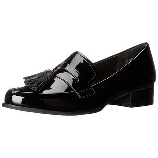 Tahari Women's TA-Looker Slip-On Loafer