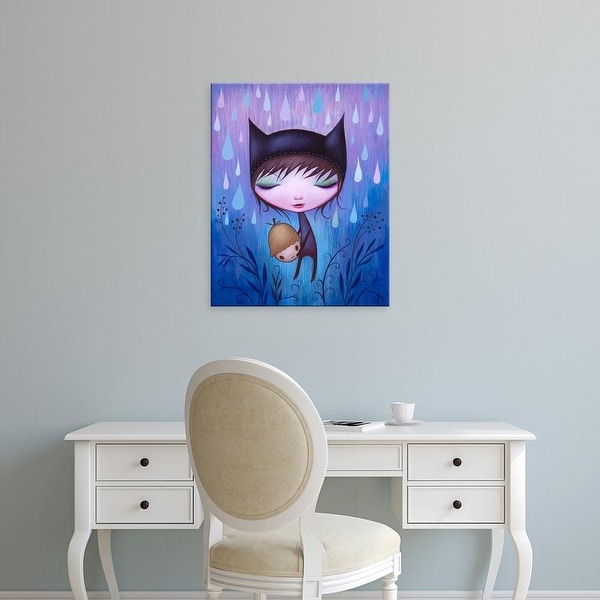 Easy Art Prints Jeremiah Ketner's 'Carry Me Forever' Premium Canvas Art